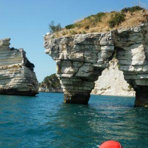 Faraglioni di Puglia