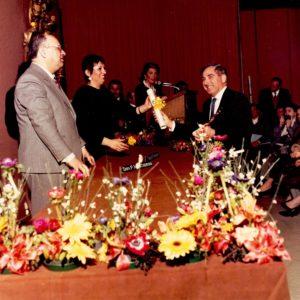 Premio qualità consegnato al comm. F. Mazzone